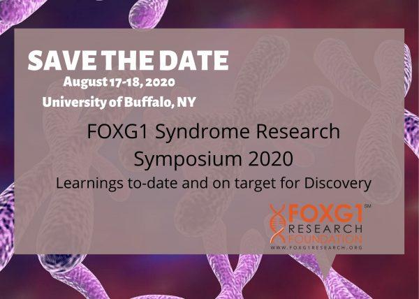 FOXG1 Symposium 2020